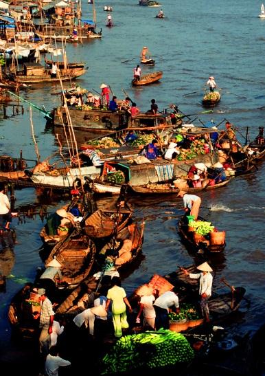 voyage delta du mekong 4 jours