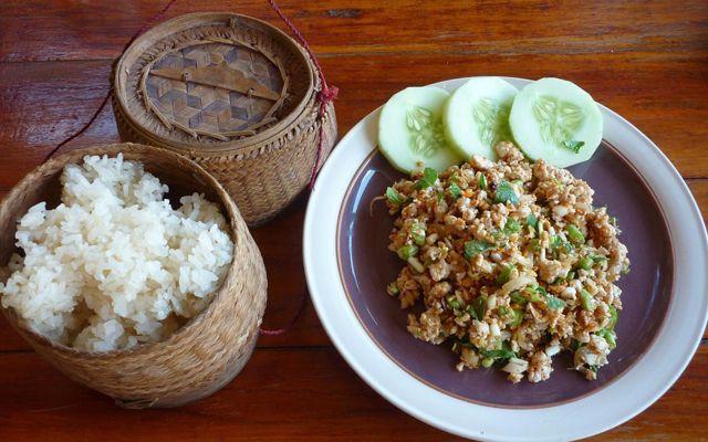 Cuisine Et Gastronomie Du Laos Horizon Vietnam Travel - Cuisine laotienne