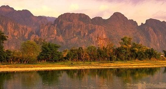 Circuit nord du Laos