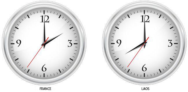 horaire-laos