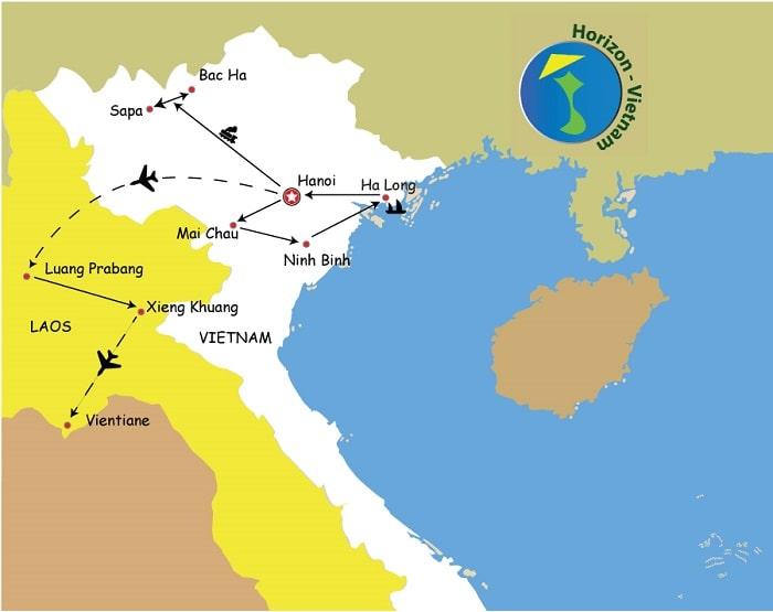 nord-vietnam-et-laos-combine